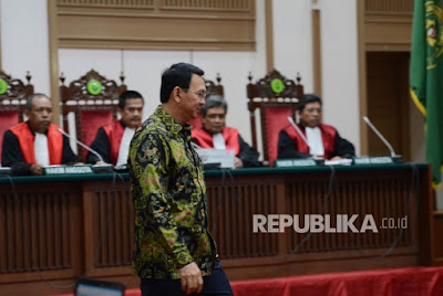 Pemuda Muhammadiyah: Penegakkan Hukum pada Kasus Ahok Bobrok