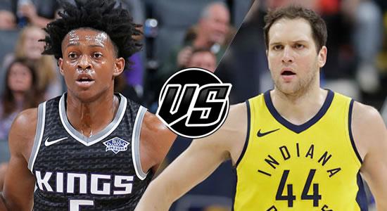 Live Streaming List: Sacramento Kings vs Indiana Pacers 2018-2019 NBA Season
