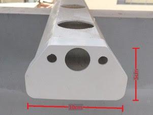 kích thước ống nhựa thủy canh