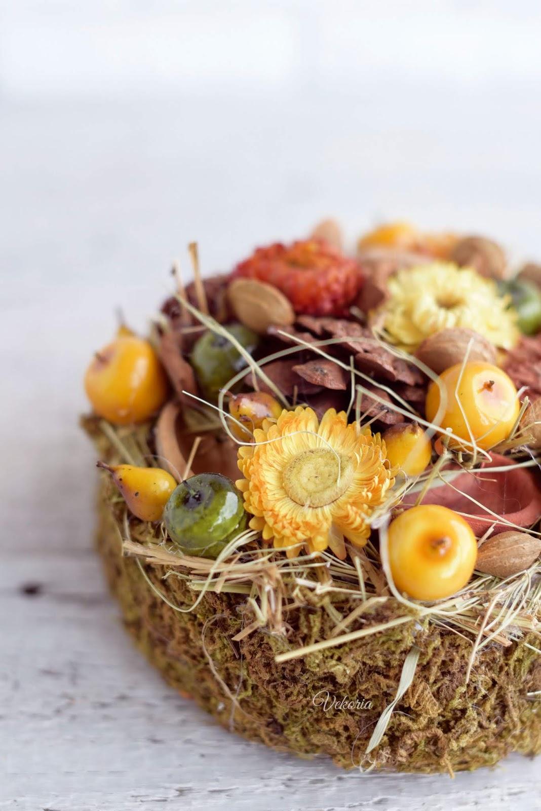 table flower arrangement buy / композиция на стол купить