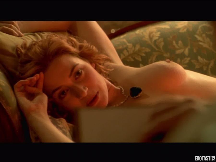 kate winslet topless titanic