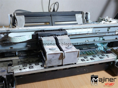 Rel dan Rumah Cartridge Printer