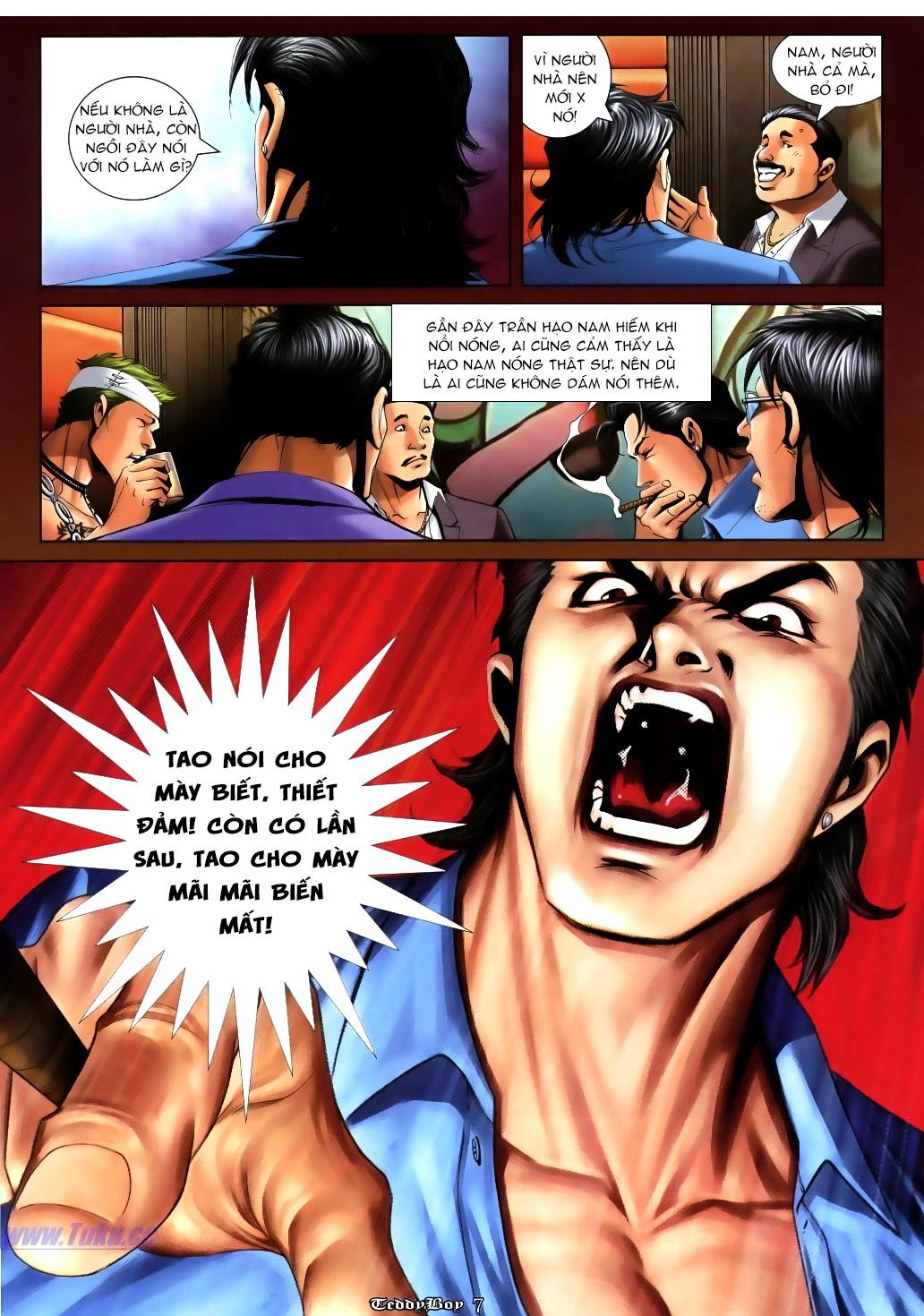 Người Trong Giang Hồ NetTruyen chap 987 - Trang 4