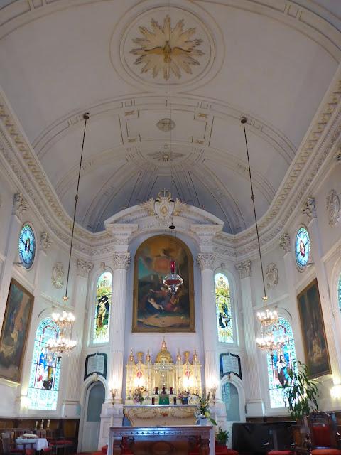 église de Cap Santé Québec