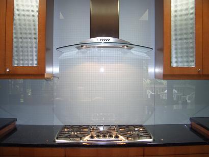 installing kitchen backsplash cabinet wine rack stainless steel panel