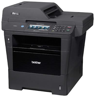 DW Wireless Monochrome Printer amongst Scanner Brother MFC-8950DW Driver Windows x Downloads