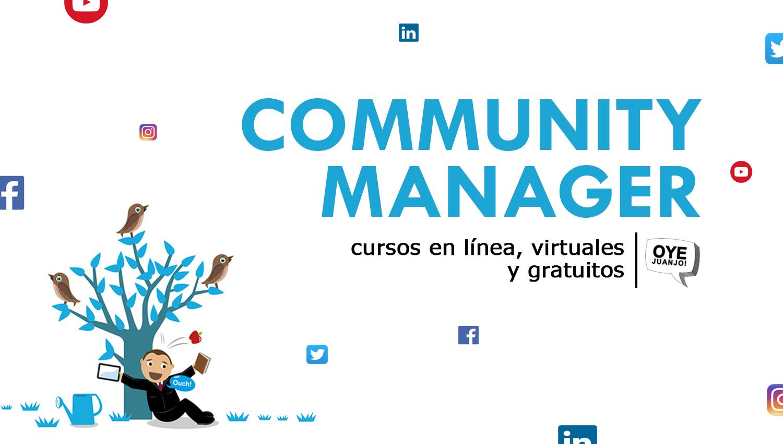 15 Cursos Online Gratis De Community Manager