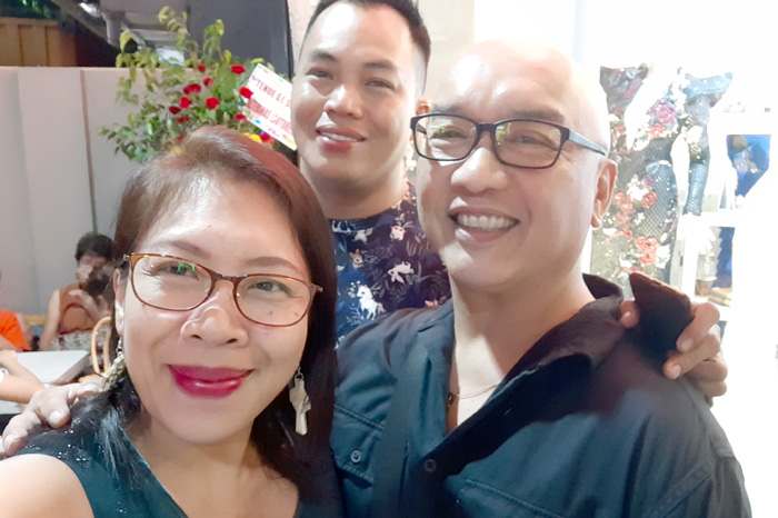 Sherwin Darrel opens couture shop in Davao City