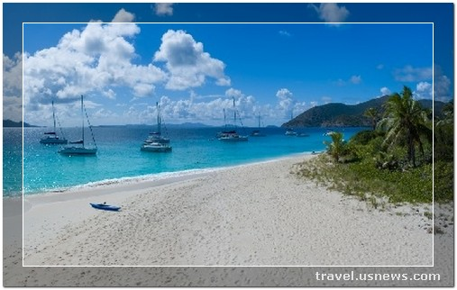 British Virgin Islands - Amazing 9 Best Places to Travel in the Caribbean