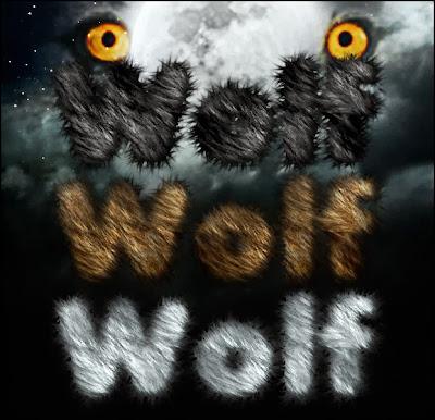 wolf Photoshop Styles