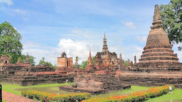 Sukhothai, Tourism Authority of Thailand