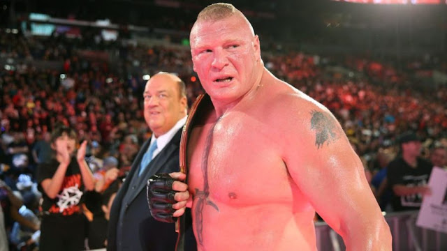 Brock Lesnar leghamarabb a SummerSlamen birkózhat