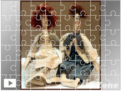 Linda And The Dollies Jigsaw Puzzle Fun!