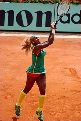 4d77071cd WTA Tour Insights  A look at Tennis fashions and Serena Williams