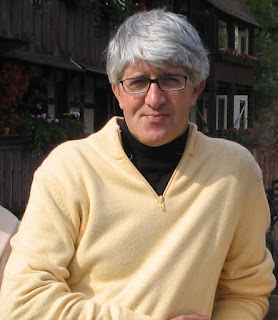 Journalist Beppe Severgnini: respected commentator and witty observer of his fellow human beings
