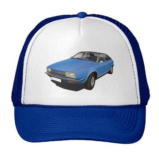 Austin Princess trucker hat