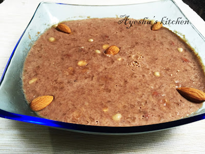 CHOCOLATE PUDDING - Easy dessert