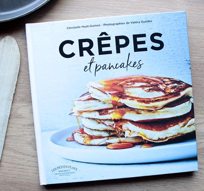livre crepes et pancakes