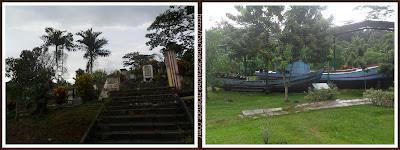Kuburan dan Perahu