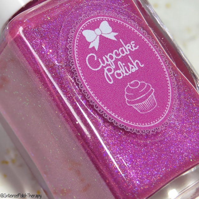 Cupcake Polish - Sangria in St. Thomas