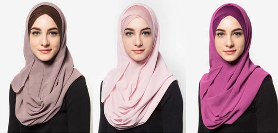 Jenis – Jenis Selendang Hijab Yang Banyak Di Pilih Oleh Para Hijabers