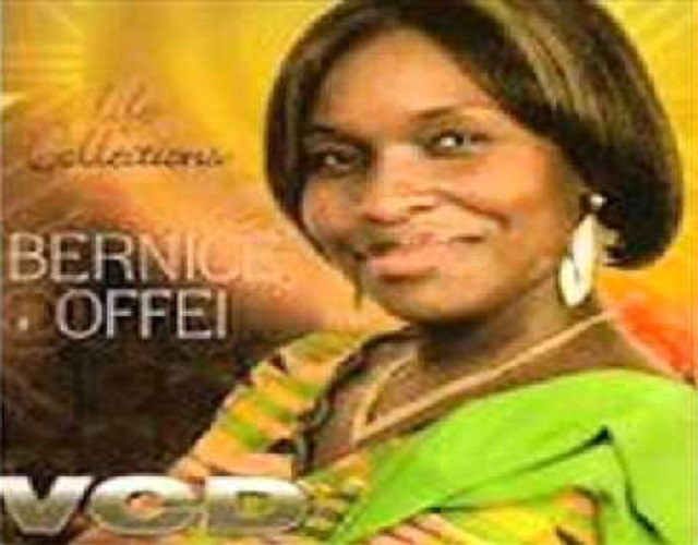 Bernice Offei quits banking to be a full time gospel artiste