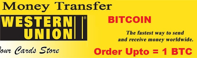 bitcoin to western union