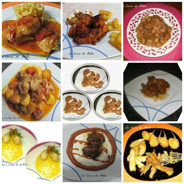 9 platos de carne deliciosos la cocina de adita for Platos sencillos para cocinar