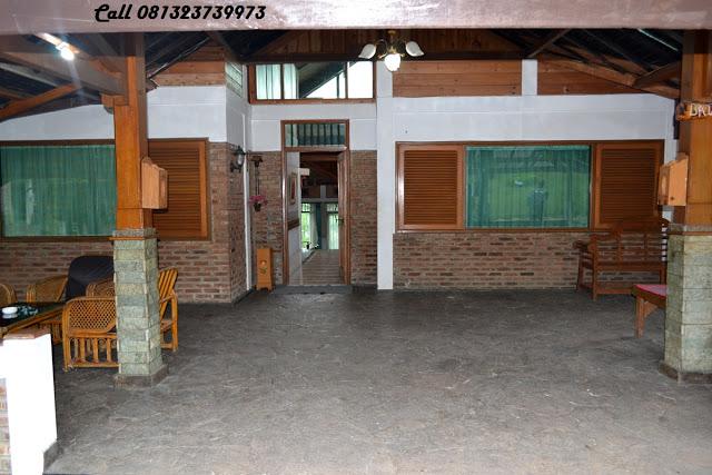 Booking villa di area wisata kawah putih dari ponorogo