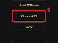 Cara Jitu Mengatasi Remot TV Rusak Dengan Aplikasi Android