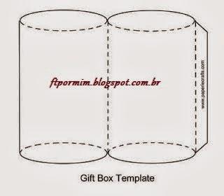 moldes de caixas