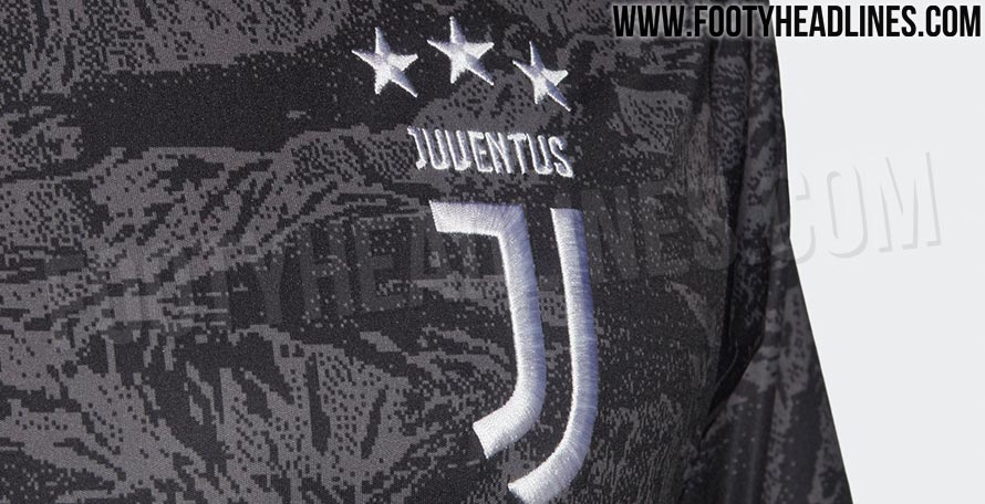 5856a2f8515 Exclusive  Juventus 19-20 Goalkeeper Kit Leaked