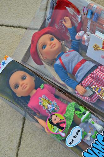 Nancy Doll review