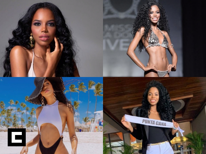 Clauvid Dály, Miss Punta Cana, es la nueva Miss RD Universo 2019