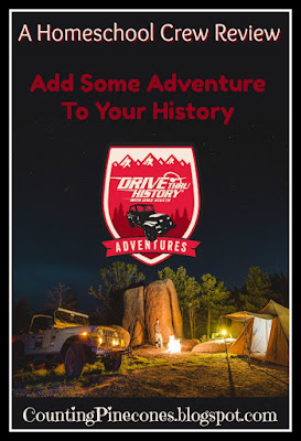 #hsreviews  #drivethruhistory  #drivethruhistoryadventures  #adventurelearning