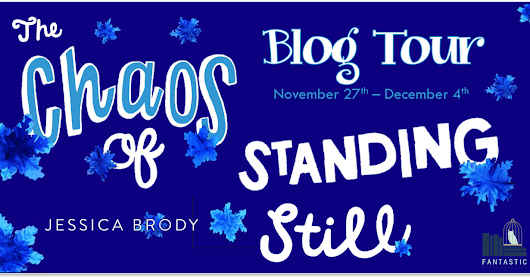 (Review + Giveaway) The Chaos of Standing Still by Jessica Brody