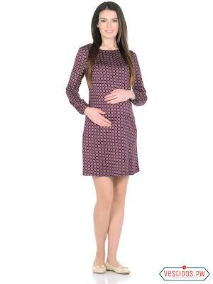 vestidos para embarazadas largos casuales