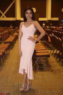 Aishwarya Devan in lovely Light Pink Sleeveless Gown 058.JPG