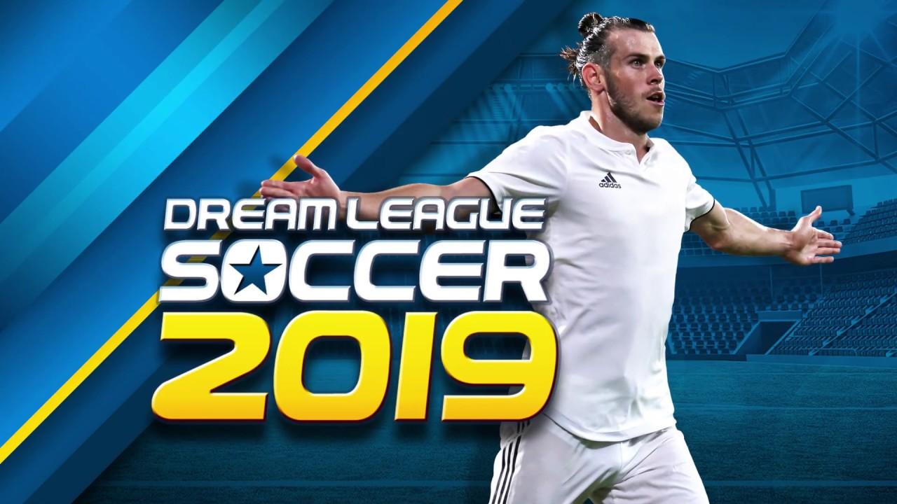 Dream League Soccer 2019 Mod v6.06 Apk + OBB (Money)