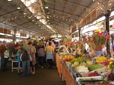 Antibes mercato provenzale