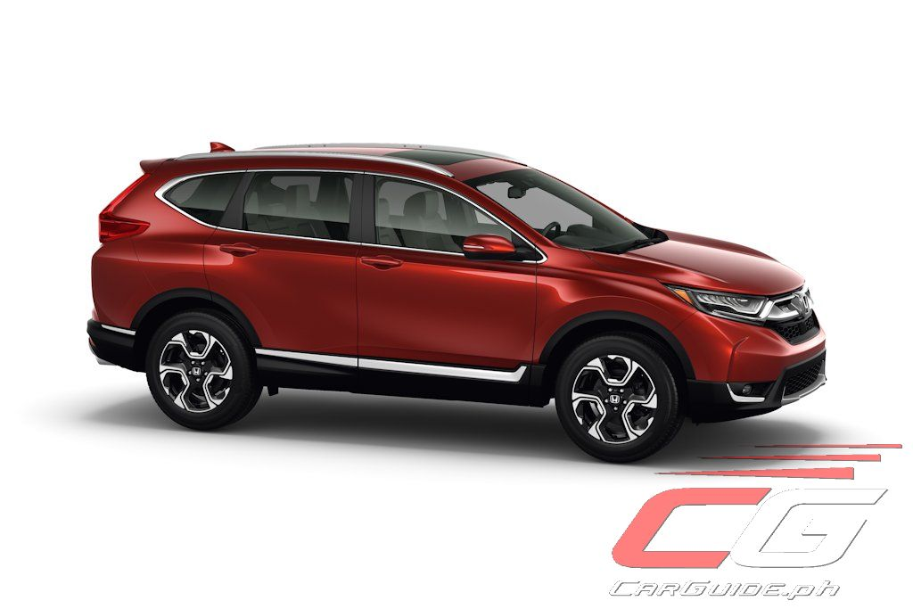 A Closer Look at the 2017 Honda CR-V's i-DTEC Diesel ...