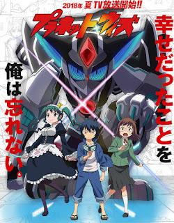 "Anime: Revelado el ending del anime ""Planet With"""