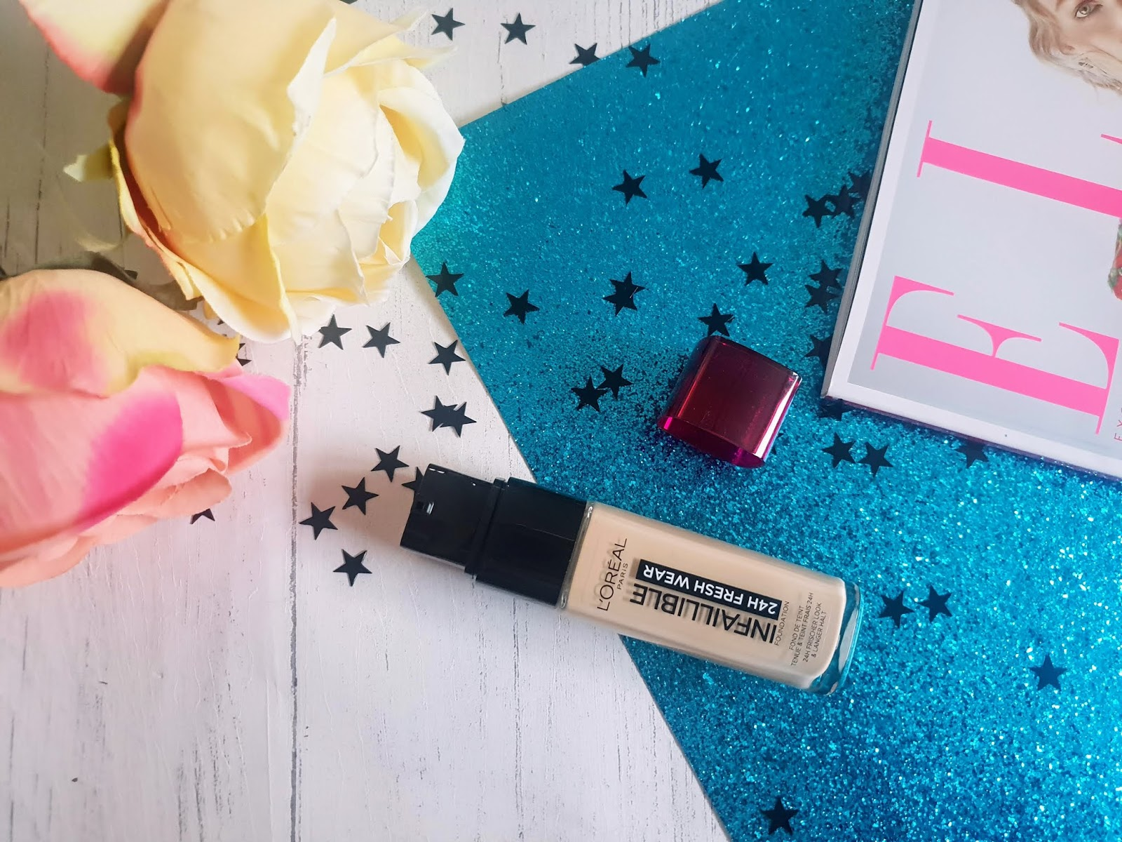 Loreal Infallible Foundation in Linen   Review