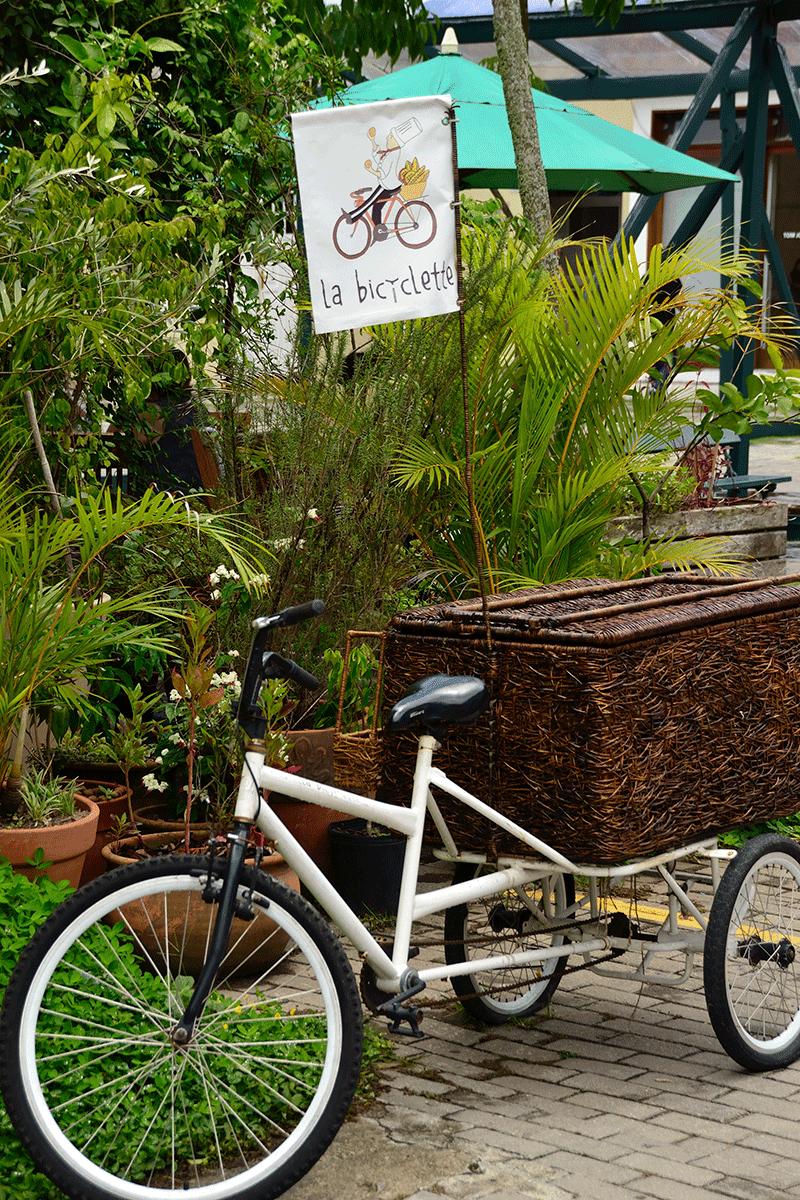 Café La Bicyclette Jardín Botánico Río de Janeiro