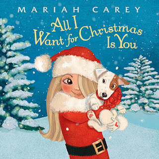 All I Want For Christmas Is You by Mariah Carey, InToriLex, Book Scoop