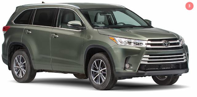 popular cars of 2017