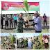 Peringati HJK Tahun 2018, Kodim 0703/Cilacap Tanam 1000 Pohon