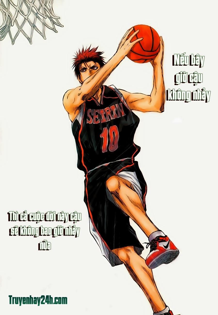 Kuroko No Basket chap 236 trang 2