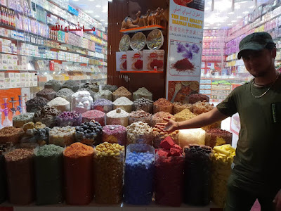 Deira Spice Souk Dubai UAE Travel Blog Tourism