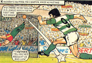 Eric Barton nets vs Rovers 79/80